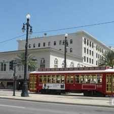 Rental info for One Bedroom In Central Business District in the New Orleans area