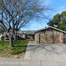 Rental info for 5901 Valley Vale Way