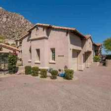 Rental info for 25636 N 113TH Way Scottsdale Three BR, Stunning custom home in the Scottsdale area