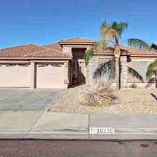 Rental info for 26230 N 69th Lane Peoria Four BR, LOVELY HOME IN TERRAMAR