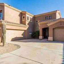 Rental info for 7467 E DE LA O Road Scottsdale Four BR, Gorgeous two level Home