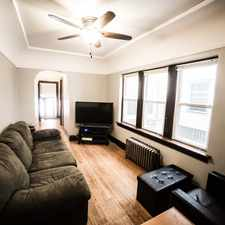 Rental info for 2938 N. Newhall St. Apt. 3 - Updated 3 Bedroom 2nd Floor Upper East Side Near UWM in the Cambridge Heights area