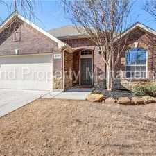 Rental info for Stunning 3 bedroom plus office in Villages of Woodland Springs in the Fort Worth area