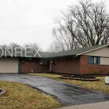 Rental info for Single Story Home in the Dayton area