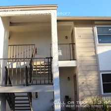 Rental info for 3107 West Horatio Street in the Tampa area