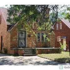 Rental info for Beatuiful updated brick home in the Detroit area