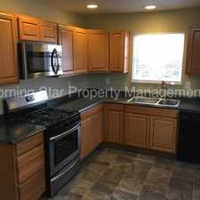 Rental info for Newly remodeled in Old Towne Noblesville