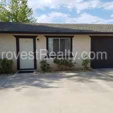 Rental info for 2 Bed, 1 Bath Apple Valley Apartment!!!