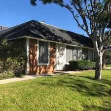 Rental info for 1341 Peppertree Cir in the Valinda area
