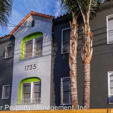 Rental info for 1735 E 10th Street - 05 in the Los Angeles area