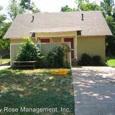 Rental info for 709 N. Pecan St. - B in the Fort Worth area