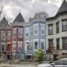 Rental info for 132 V St NW Unit 2 in the Washington D.C. area