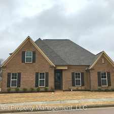 Rental info for 5378 Riverstone Drive in the Memphis area