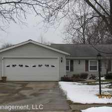Rental info for 5793 Opal Street in the North Ridgeville area