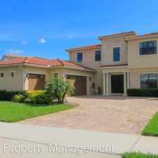 Rental info for 10931 Mobberley Cir in the Orlando area