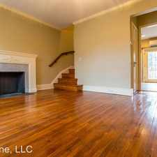 Rental info for 3619 S St NW in the Arlington area