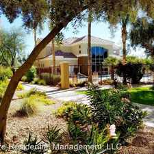 Rental info for 18416 N. Cave Creek Rd. #2016