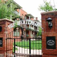Rental info for 1376 Pearl St #201 in the Denver area