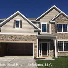 Rental info for 2016 Creek Bank Dr.