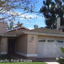 Rental info for 11983 Rue Des Amis in the San Diego area