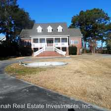 Rental info for 15 Rio Rd in the Savannah area