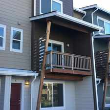 Rental info for 17420 118th Ave Ct E #C