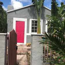 Rental info for 43 Nw 46th St in the Miami area