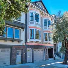 Rental info for Top Floor View Penthouse 1 Block from UCSF and Golden Gate Park | Updated Kitchen and Bathroom in the Parnassus Heights area