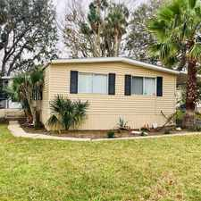 Rental info for New On The Market!!! You Must See The Unique Features In This Home. in the Daytona Beach area