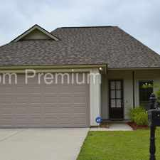 Rental info for Luxury Three Bedroom Home in the Gated Community of University Villa in Baton Rouge in the Baton Rouge area