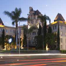 Rental info for HOLLYWOOD TOWER in the Los Angeles area