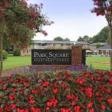 Rental info for Park Square