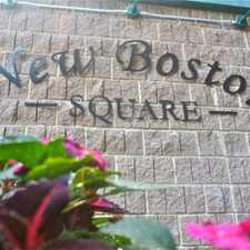Rental info for New Boston Square in the Minneapolis area