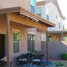 Rental info for Peoria, 4 Bed, 3 Bath For Rent. Street Parking! in the Phoenix area
