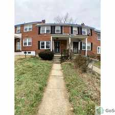 Rental info for Call or text Ben 443-810-7975. Fully renovated 3 BR home, Central air, washer/dryer, semi finished basement, new appliances! in the Glen Oaks area