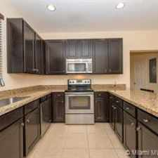 Rental info for 1529 Southwest 147th Avenue #1529 in the Pembroke Pines area