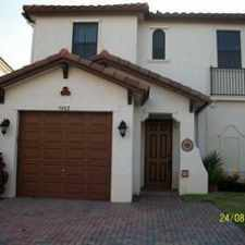 Rental info for 3802 93rd Avenue in the Pembroke Pines area