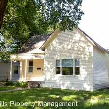 Rental info for 1247 S. St. Francis in the Wichita area