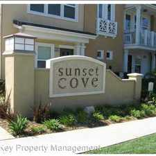 Rental info for 3071 Sunset Canyon Drive in the Bay Park area