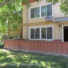 Rental info for 2600 Cortez Dr 6102 in the San Jose area