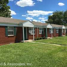 Rental info for 2427 S DAWSON ST in the Indianapolis area