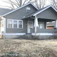 Rental info for 918 Cecil Ave in the Indianapolis area