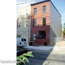 Rental info for 2025 N 18th St - Unit A in the Philadelphia area
