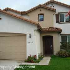 Rental info for 1320 Roush Drive in the San Diego area
