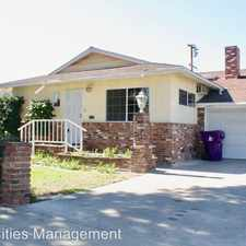 Rental info for 3903 San Anseline in the Long Beach area