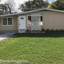 Rental info for 942 Lakewood Ave. in the Lake Magdalene area