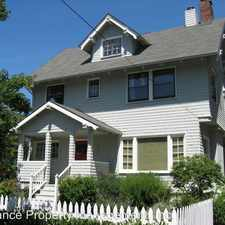 Rental info for 2253 NW Irving St. in the Portland area
