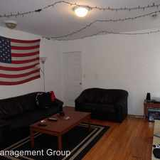 Rental info for 1603 Oxford St Middle