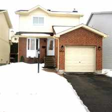 Rental info for 664 Seyton Drive in the Kanata South area