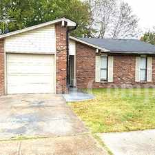 Rental info for Great Home! in the Memphis area
